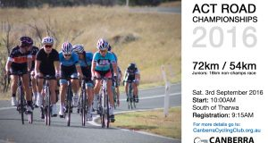 Race 19 ACT Road Champs