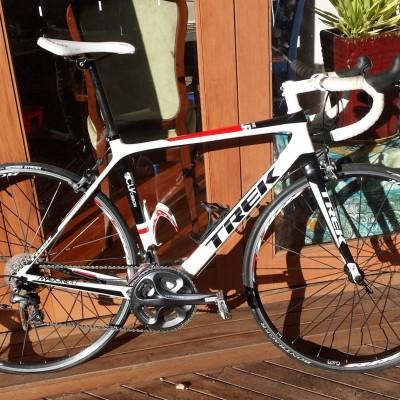 TREK madone 4.7 road bike 56cm