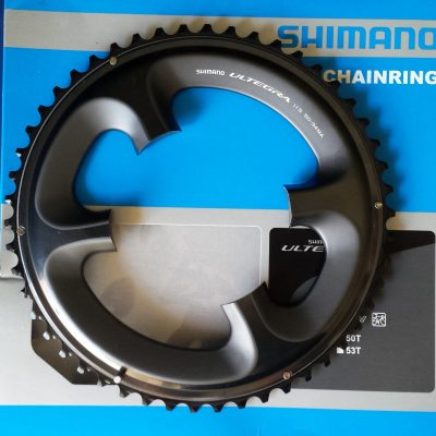 Chainrings and Cassettes