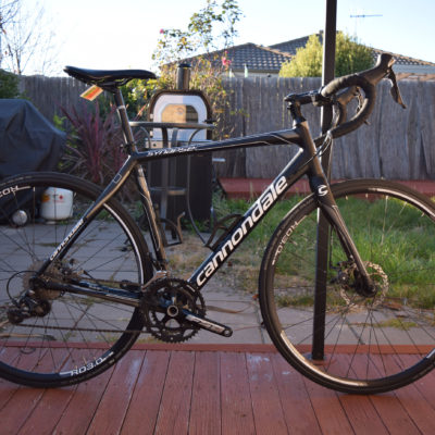 Cannondale Synpase Alloy Disc 2015 - 54CM