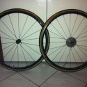 Easton EC90 SLX wheel set (sub 1200g)