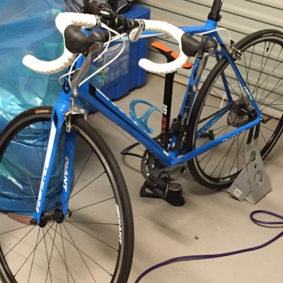 Giant defy 1 and accessories - will sell to a reasonable offer