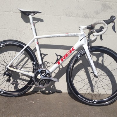 Trek Madone 6 Series Spartacus Edition