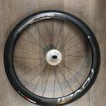Roval Rapide CLX40 Carbon Clincher Wheelset