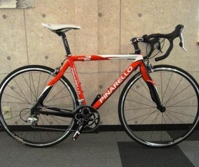 2009 Pinarello FP2 Ultegra size 58.5