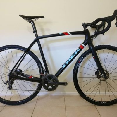 Trek Boone 9 Disc CX Bike