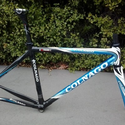 Colnago Extreme C frame (small)