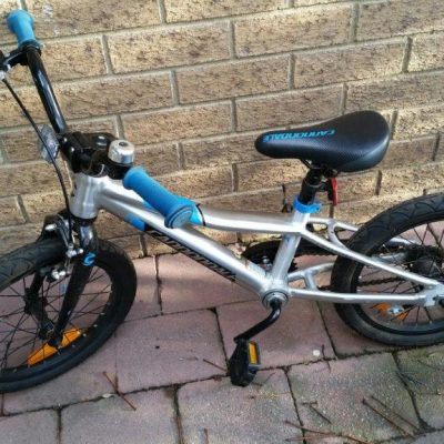 Boys Cannondale Trail Bike - 16 inch alloy wheels