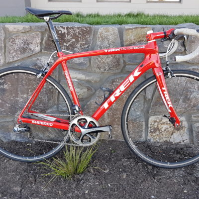 Trek Factory Racing Domane Road Bike