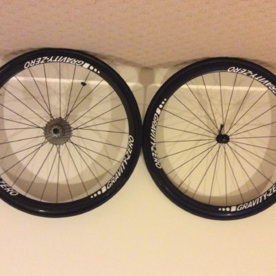 Carbon Clincher Racing Wheelset
