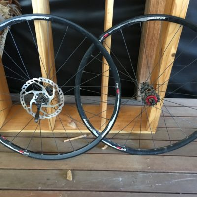 Easton XC One SS 26 inch Wheels