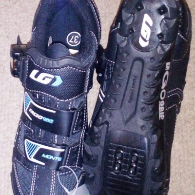 Cycling shoes - Louis Garneau - Brand new unused size 37 SPD