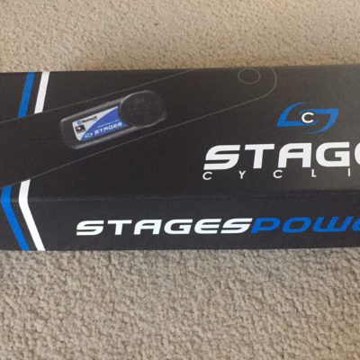 Stages power meter, Gen 2