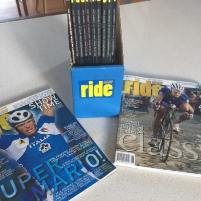 RIDE Magazine - Issues 1 - 52 Complete collection