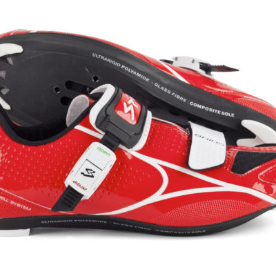 Spiuk Brios Road shoe (red size 42)
