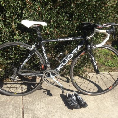Kuota Kebel road/triathlon bike